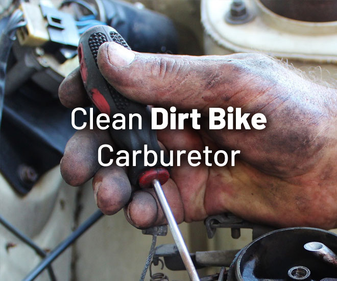 clean-dirt-bike-carburetor
