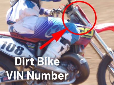 dirt-bike-vin-number
