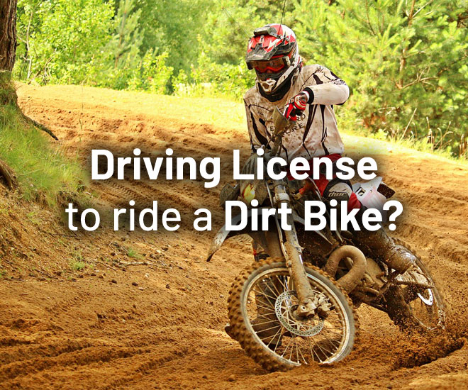 need-driving-license-ride-dirt-bike